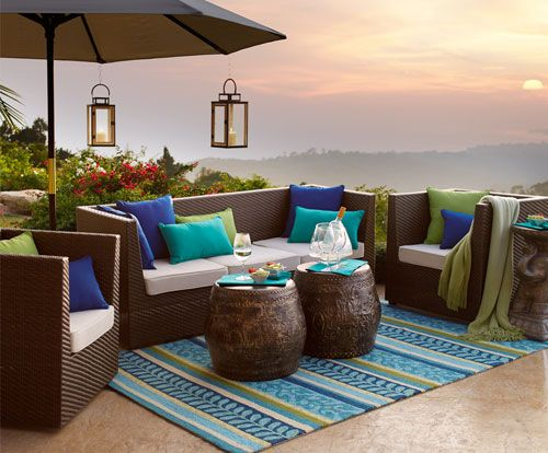 Important Tips on Choosing An Outdoor Rug| Dalworth Rug Cleaning
