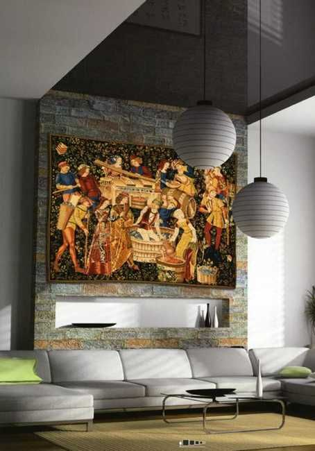 Let Your Walls Steal The Show With Tapestries|  Dalworth Rug Cleaning