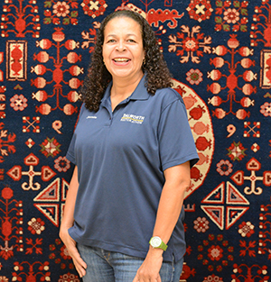 Jeannette with Dalworth Rug Cleaning