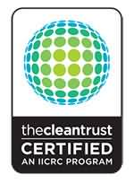 IICRC The Clean Trust Certified Logo