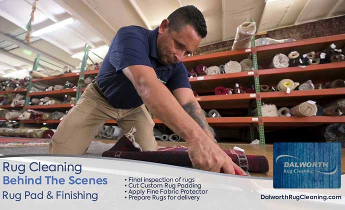 Protecting your Area and Oriental Rugs- Dalworth Rug Cleaning YouTube Thumb