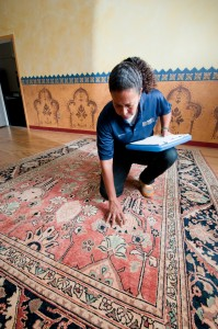 Oriental Rug Cleaning Process By Dalworth Rug Cleaning
