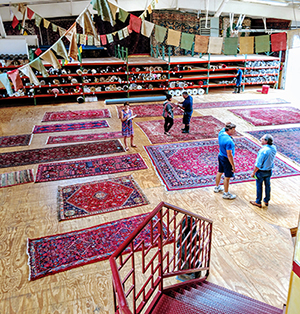 "I know that you've heard the ""everything is bigger in Texas"" saying. Well, we feel that in some cases, that may be true. Dalworth Rug Cleaning has always ..."