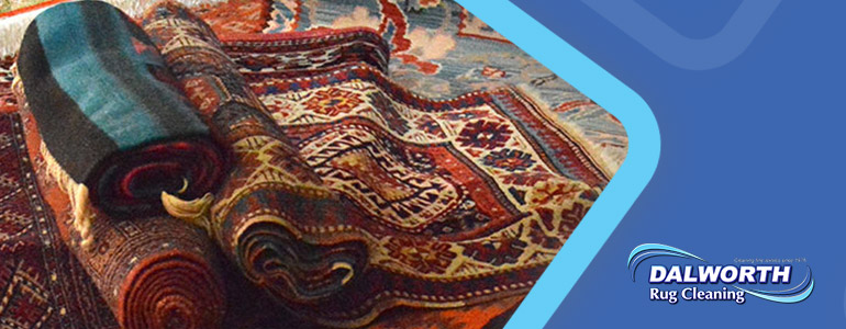 Dalworth Oriental Rug Cleaning