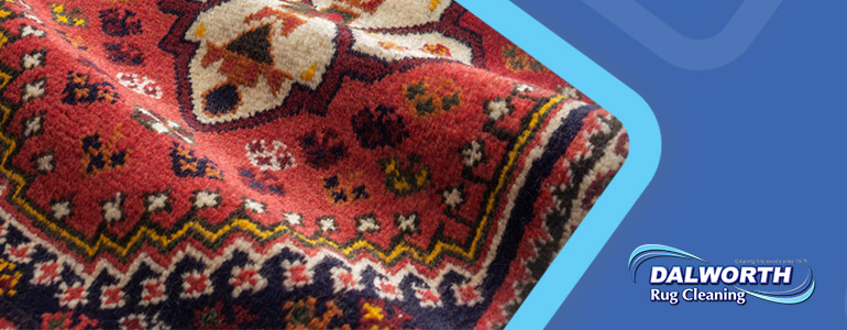 Oriental Rug Care Tips