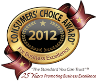 Consumer's Choice Award logo