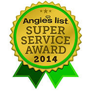 2014 angies list award