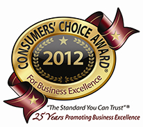 Consumer Choice Award 2012