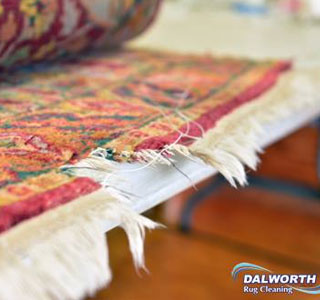 Causes of Rug Damage