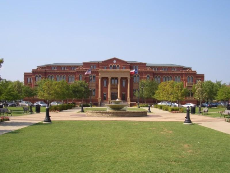 The city hall of Southlake, Texas