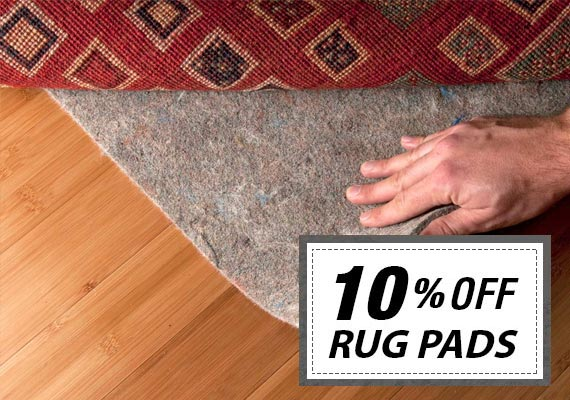 10 Percent Off Rug Pads Offer Thumb