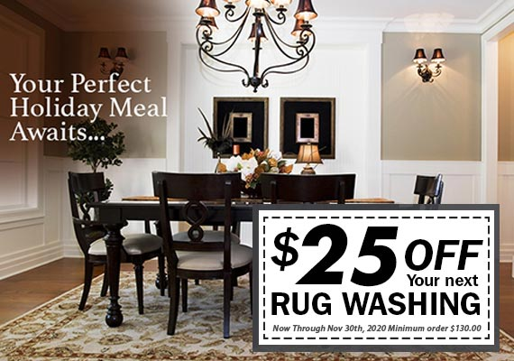 $25 Off Next Rug Washing Offer Thumb