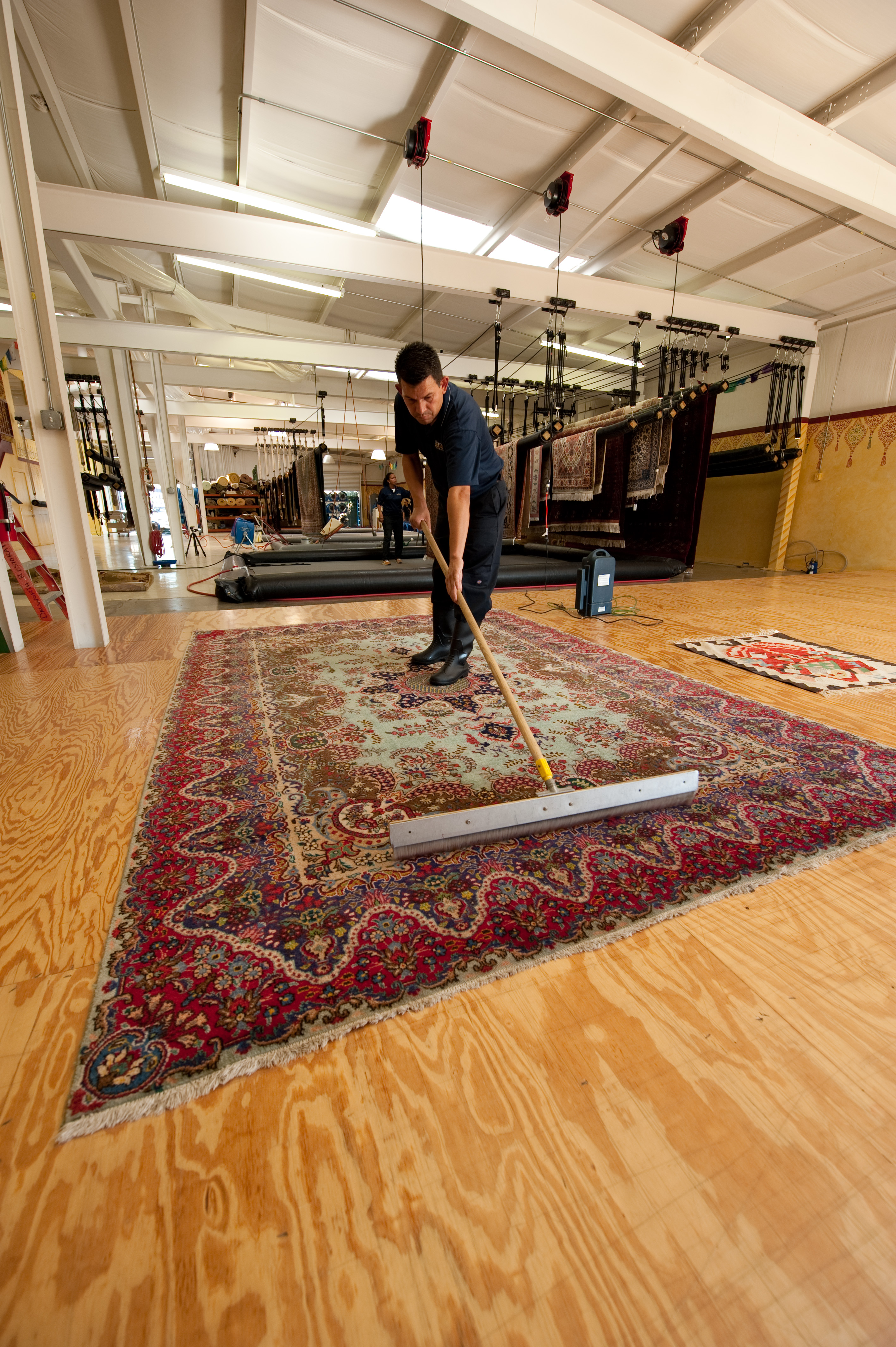 Rug Cleaning Seal Of Approval Dalworth Restoration